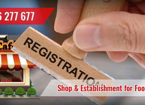 Shop and Establishment Labour License Registration For Food Product Manufactures