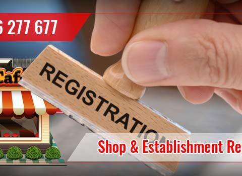 Shops and Establishment Registration in Bangalore