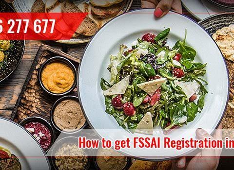 How to get FSSAI Food Safety Certificate License Registration in Delhi